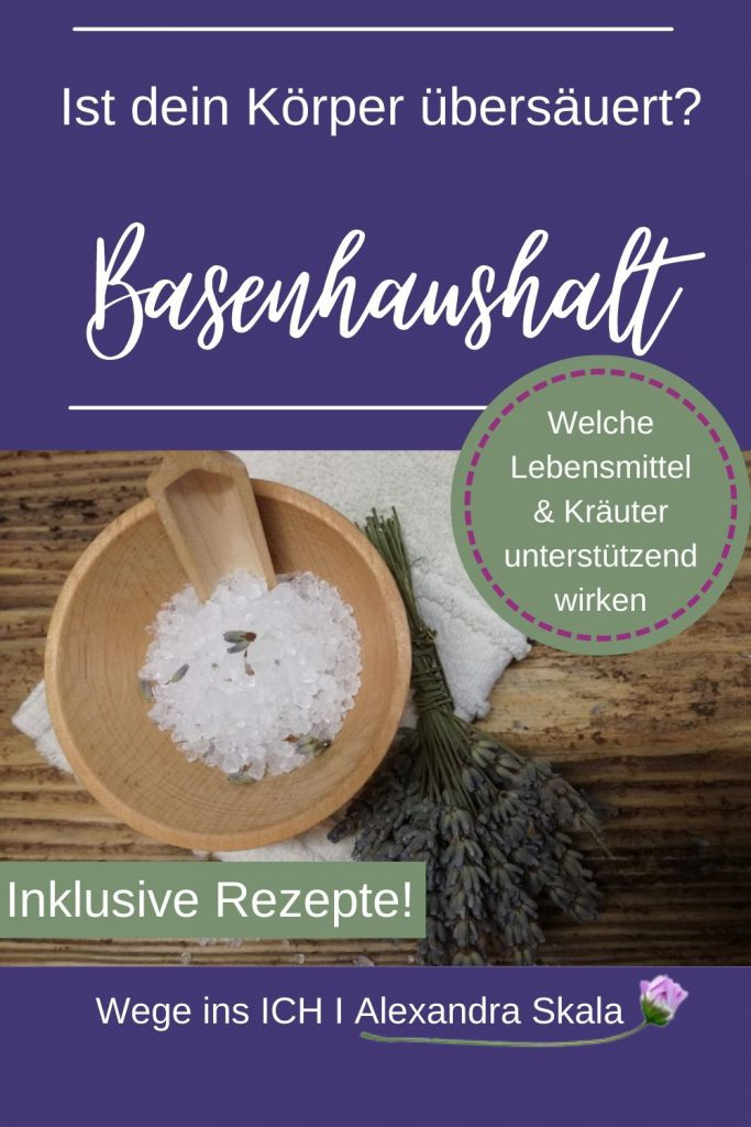 Basenbadesalz-Basenbad-Lavendel