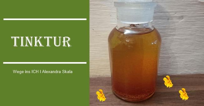 Wie macht man eine Tinktur-Johanniskraut