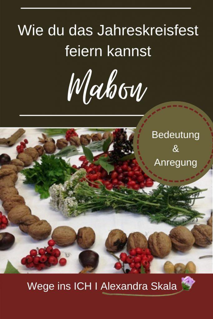 Mabon und die Bedeutung-Jahreskreisfeste feiern