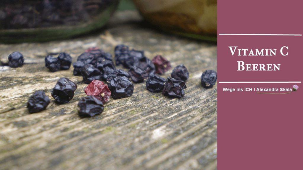 Vitamin-C-Beeren herstellen