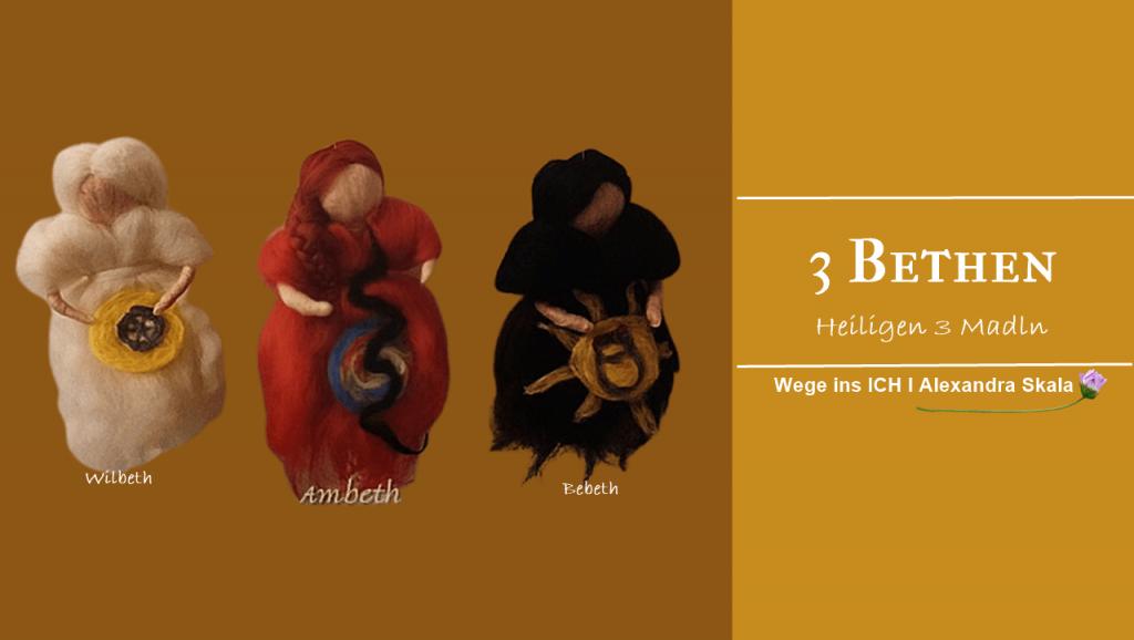 3 Bethen heiligen drei Madln