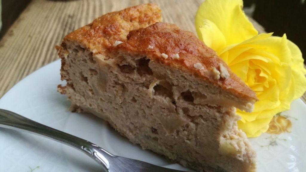 kräuter-Kuchen-Heilpflanzenkuchen