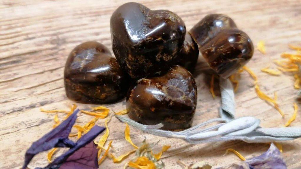 kräuter-Zuckerl-Bonbon selbermachen