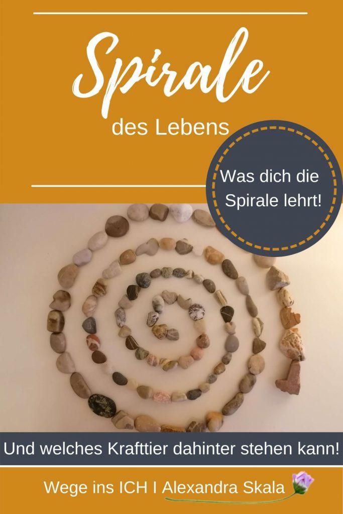 Was symbolisiert die Spirale